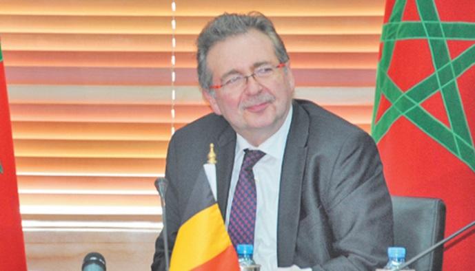 Rudi Vervoort : Le Sahara est au coeur du dispositif du renouveau économique du Maroc