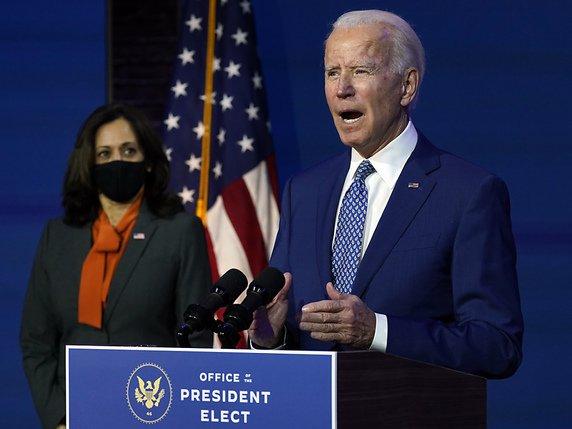 Biden se met au travail en faisant fi des résistances de Trump