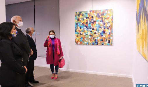 """""""Le Mur """" , une exposition de Hakima Ouamira et Mohammed Ouammi"""