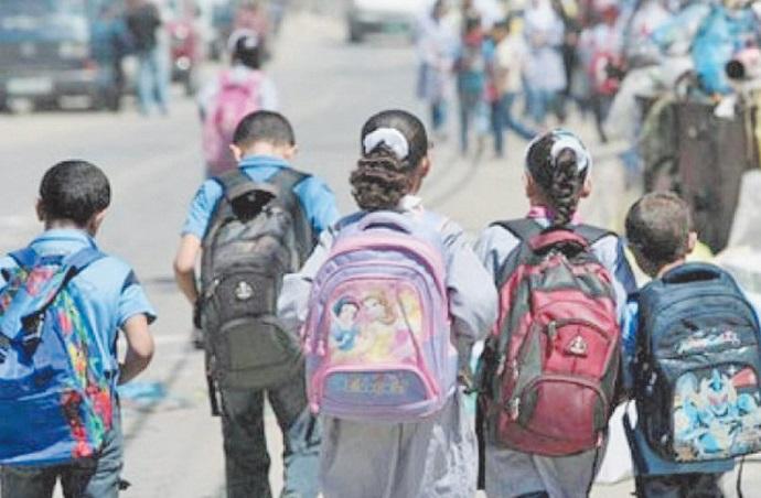 140.250 élèves du privé ont basculé vers le public