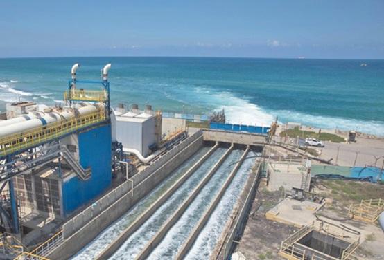 Vers la réalisation au Maroc de la plus grande station de dessalement de l'eau de mer en Afrique