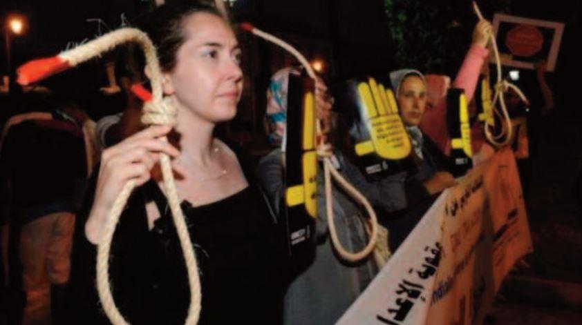 Les enseignants s'organisent en réseau contre la peine de mort