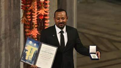 Abiy Ahmed, de Prix Nobel de la paix à chef de guerre