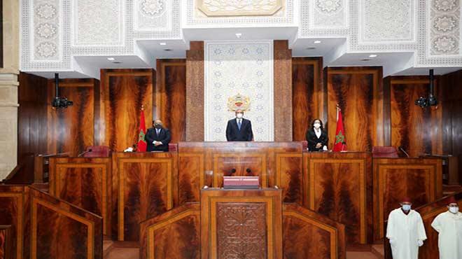 La Chambre des représentants souligne la légitimité des actions menées par le Maroc à El Guerguarat