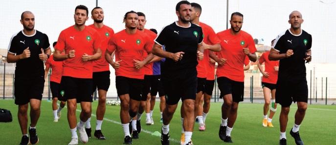 Le Onze national vise à Douala la qualification à la CAN camerounaise