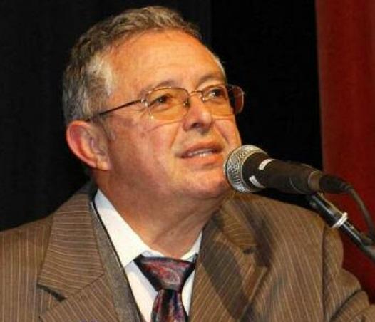 Altair de Souza Maia, expert brésilien en relations internationales
