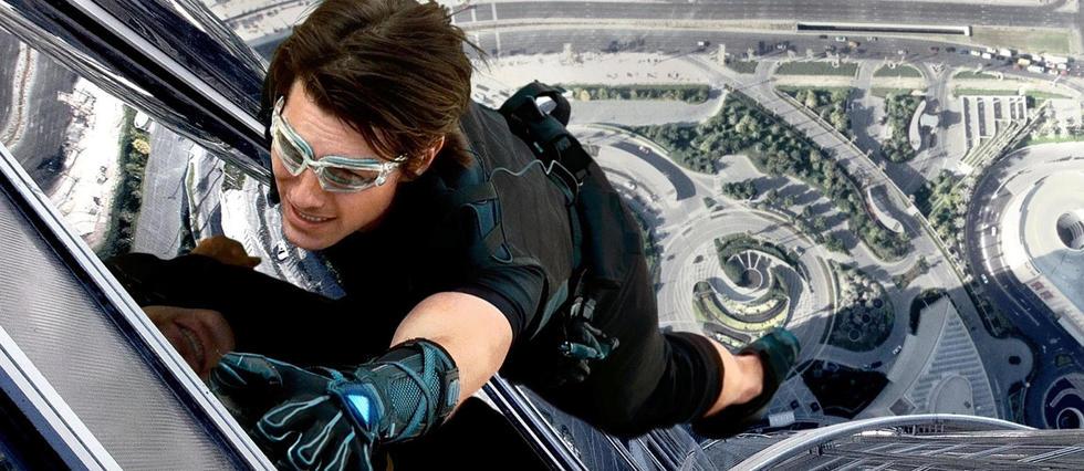 Mission Impossible :Tom Cruise a t-il été doublé pour l' escalade de Burj Khalifa ?
