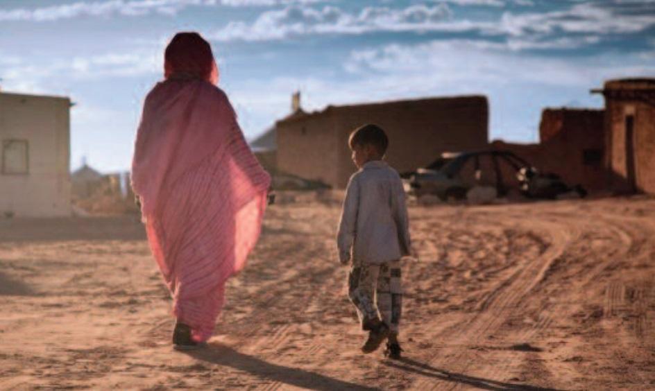 Des ONG américaines accusent le Polisario d' utiliser les femmes et les enfants comme bouclier humain