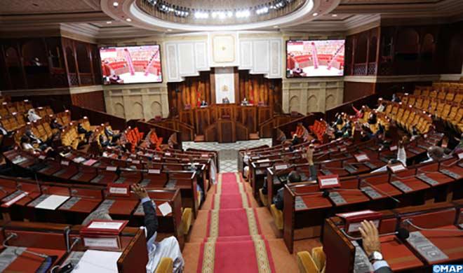 La Chambre des représentants consolide la dynamique de la diplomatie par l'adoption de neuf accords internationaux