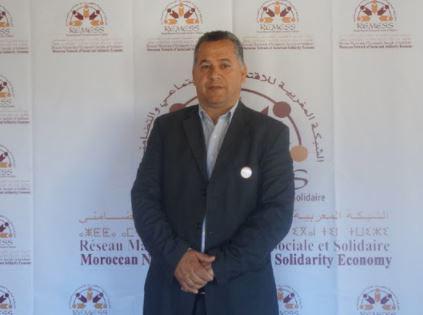 Abdellah Souhir, président du REMESS