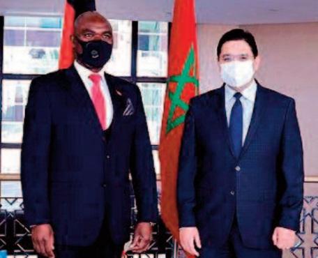 Le Malawi salue l' action pacifique du Maroc pour garantir la libre circulation à El Guerguarat