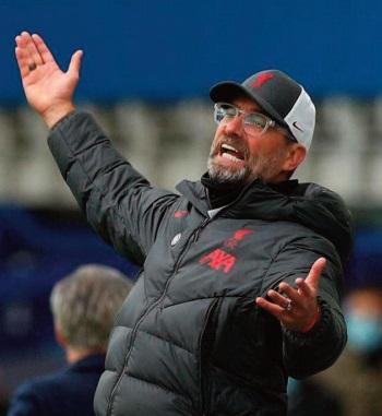 Liverpool ne pourra bientôt plus aligner 11 joueurs valides