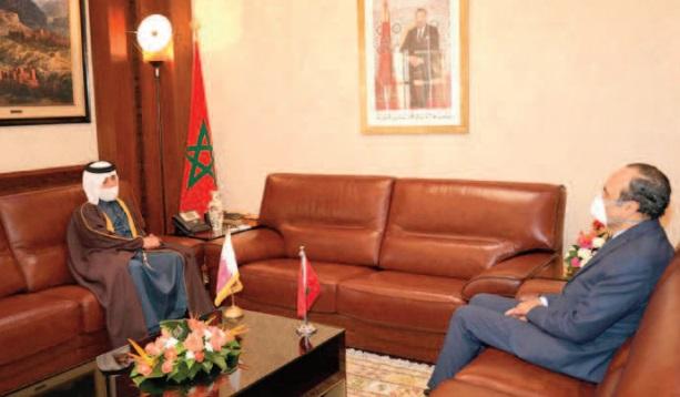 Habib El Malki : La question de l'intégrité territoriale du Royaume est une question sacrée pour tous les Marocains