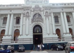 Le Parlement péruvien salue l'intervention des FAR à El Guerguarat