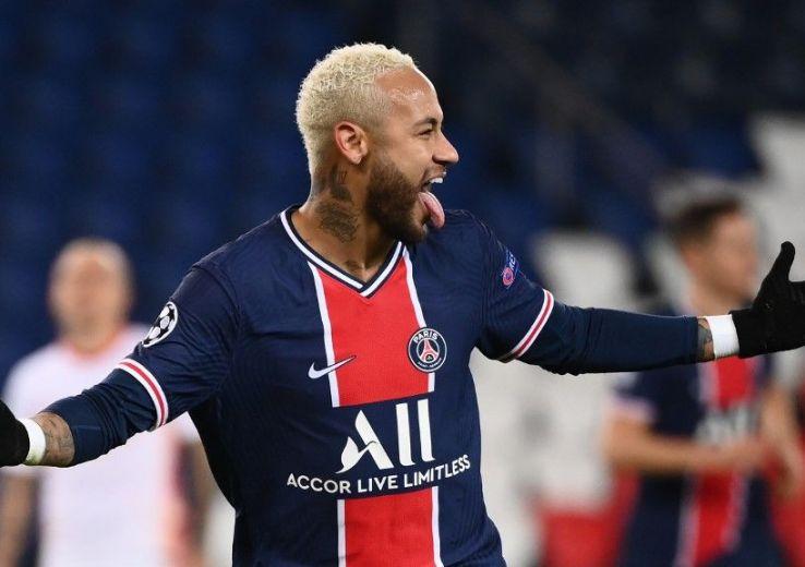 Neymar refait enfin le show en Ligue des champions