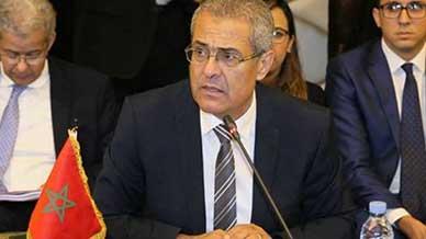Participation de Mohamed Benabdelkader à la 36ème session du Conseil des ministres arabes de la Justice