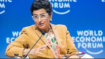 Arancha Gonzalez Laya La position de l'Espagne sur le Sahara, une politique d'Etat