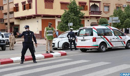 Covid-19 : Nouvel assouplissement des mesures restrictives à Khénifra