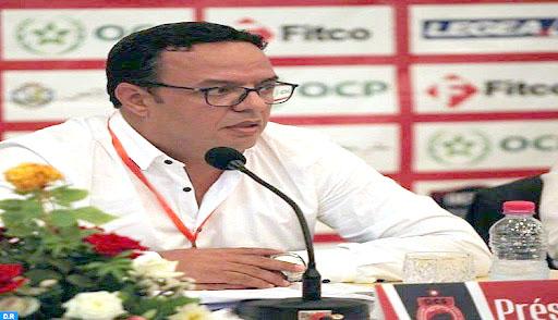 Anouar Dbira : Nous tenterons de gagner la Coupe duTrône