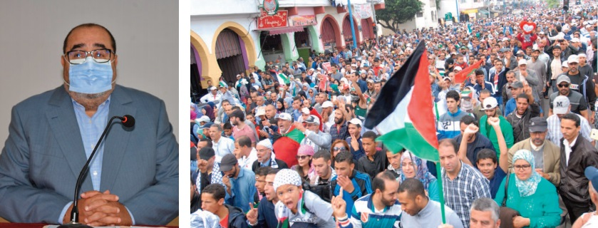 Driss Lachguar : Pour les Marocains, la cause palestinienne compte tout autant que la cause nationale