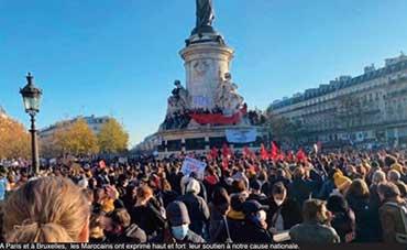 La justice française saisie suite à l' agression de femmes marocaines par des nervis du Polisario
