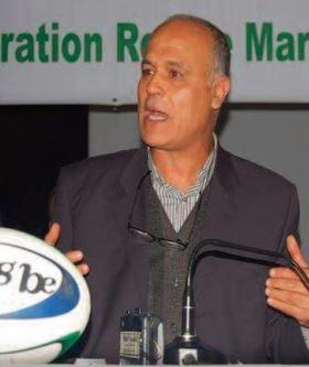 Décès de l' ancien président de la Fédération Royale marocaine de rugby, Said Bouhajeb