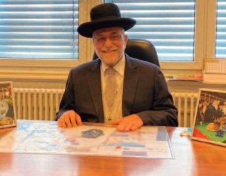 La réaction du Royaume, un acte légitime selon le Grand-rabbin de Genève