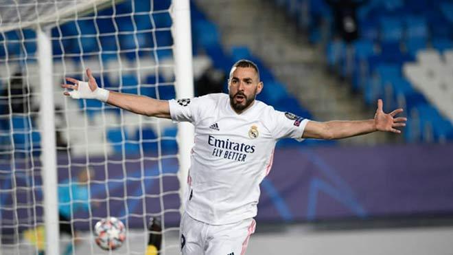 Le PSG régale. Le Real sauvé par Benzema