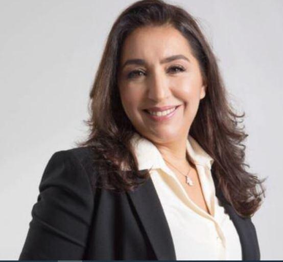 Leila Doukali, présidente de l'AFEM