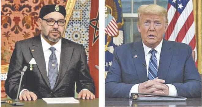 Reconnaissance américaine sans équivoque de la marocanité du Sahara