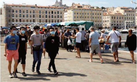 Avec la Covid-19, Marseille au bord de la crise humanitaire