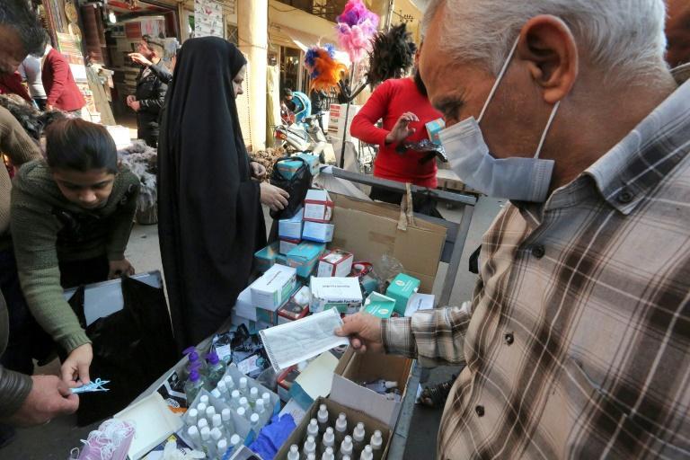 En Irak, la crise économique supplante la peur du virus
