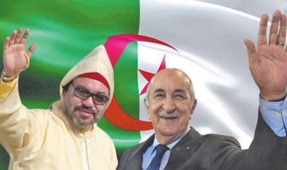 S.M le Roi souhaite prompt rétablissement au Président algérien