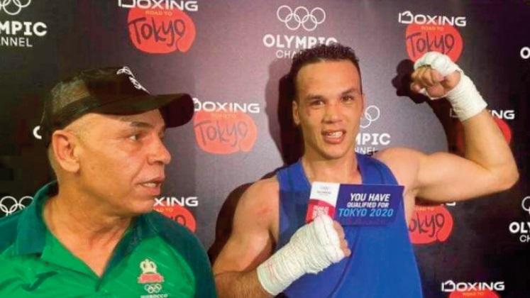 Le boxeur Mohamed Assaghir vise le podium aux Olympiades deTokyo