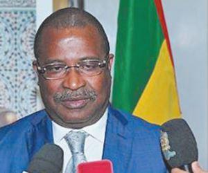 Le président de l'Assemblée nationale de SaoTomé-et-Principe réitère la position de son pays en faveur de notre intégrité territoriale
