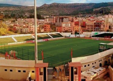 Le stade d'honneur de Béni Mellal rouvre ses portes après sa rénovation