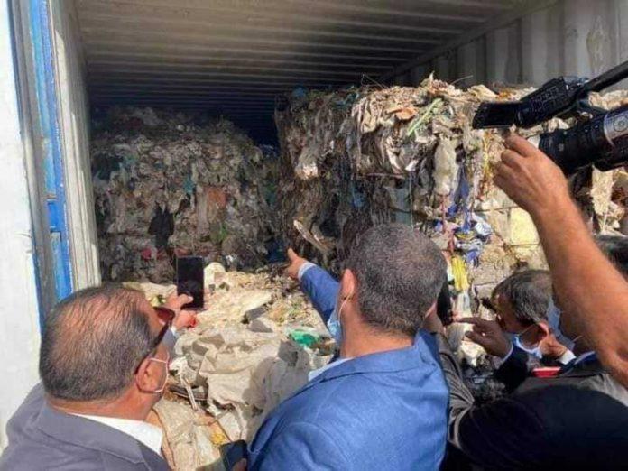 De hauts responsables tunisiens interpellés dans l' affaire de déchets italiens