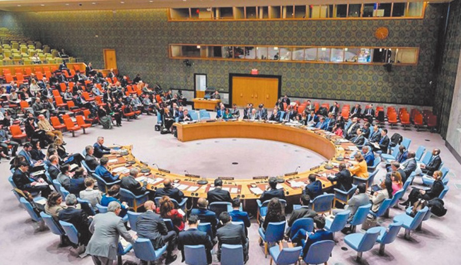 Le Conseil de sécurité tient un briefing au sujet des derniers développements au Sahara