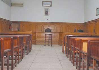 Recul du nombre des affaires portées devant les tribunaux