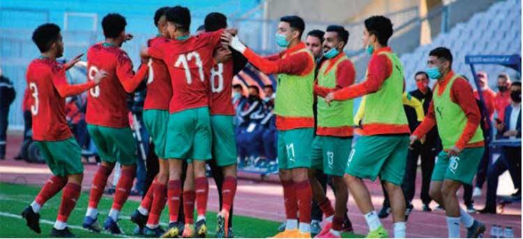 Après 15 ans d' absence, le Maroc qualifié à la CAN U20