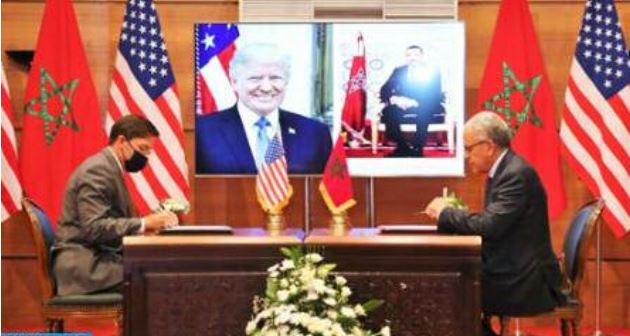 La coopération militaire et sécuritaire, fer de lance de l' alliance Maroc-USA