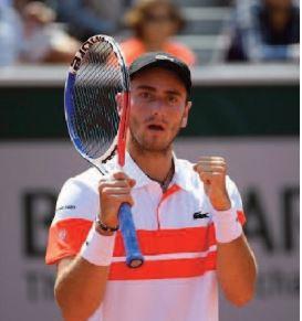 Elliot Benchetrit jouera pour le Maroc en Coupe Davis et aux JO