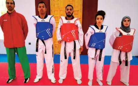 La sélection nationale paralympique en stage de préparation à Bouznika