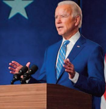 """Biden met en garde contre des """" conséquences dévastatrices """" si Trump ne signe pas le plan de relance"""