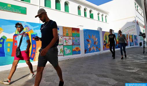 2020, une année de résilience pour l' offre culturelle àTanger-Tétouan-Al Hoceima