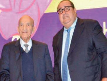 Driss Lachguar salue la mémoire d' un homme si exceptionnel