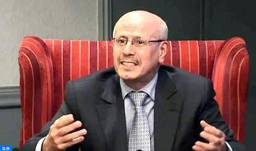 M'hamed Grine: Les derniers développements révèlent un changement qualitatif dans le traitement du dossier du Sahara