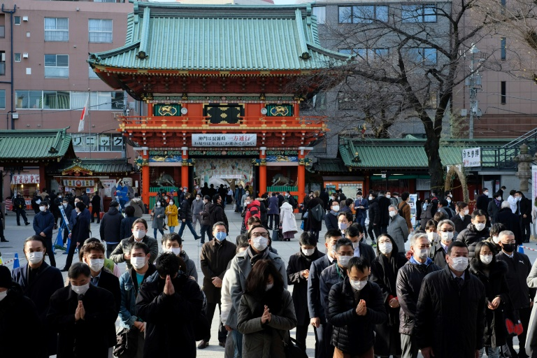 """Un nouvel état d' urgence est """" envisagé"""" pour la région du grand Tokyo"""