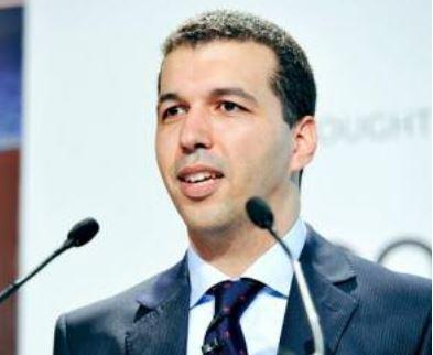 Tarik Senhaji, directeur général de la Bourse de Casablanca