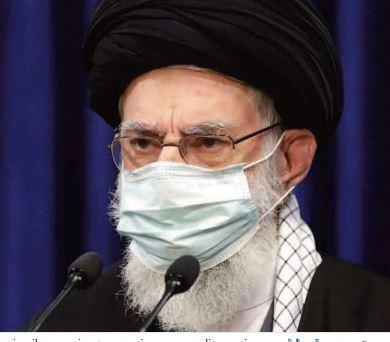 Pour Khamenei, le retour des Etats-Unis à l'accord sur le nucléaire ne presse pas
